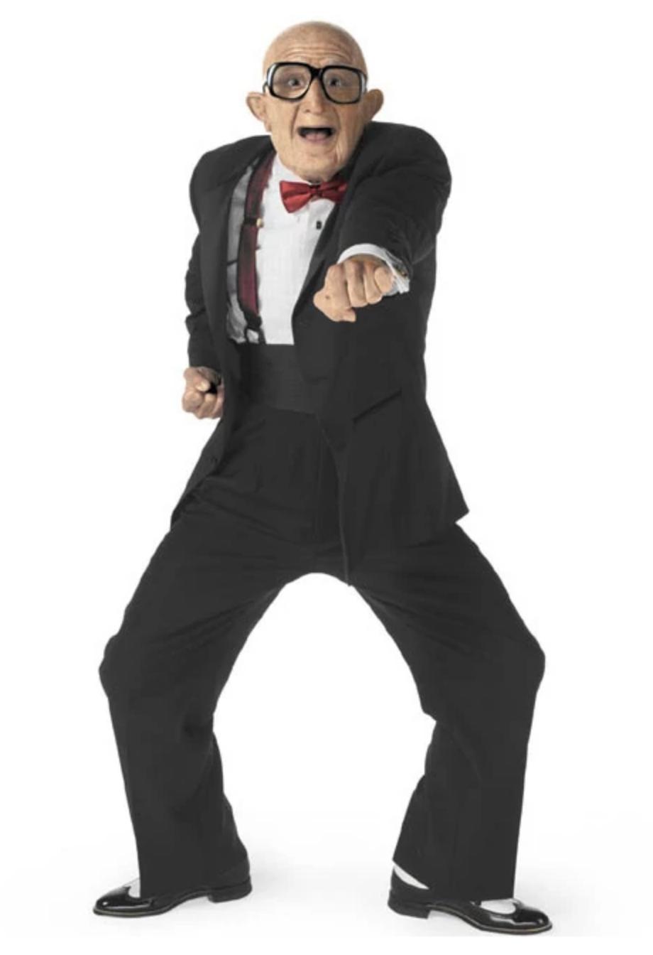 канал, картинка танцующий дед девочка хочет