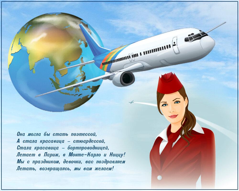 Международный день гражданской авиации в картинках