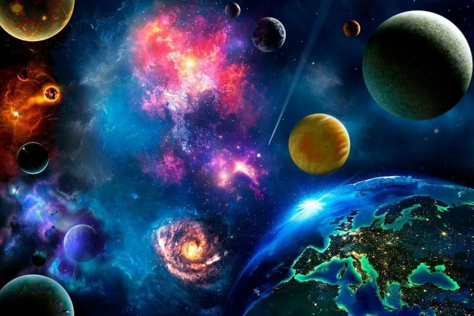 Картинки на тему вселенная, красивые картинки про