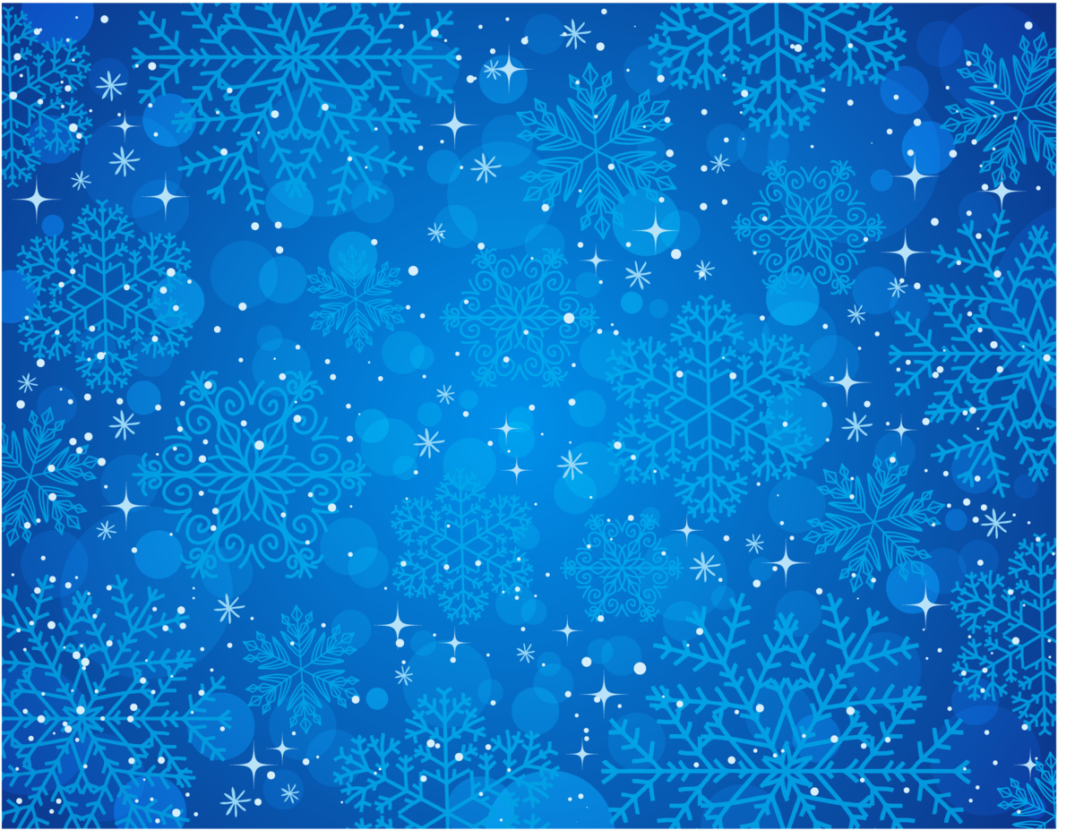красивая однотонная картинка со снежинками полицейского менее