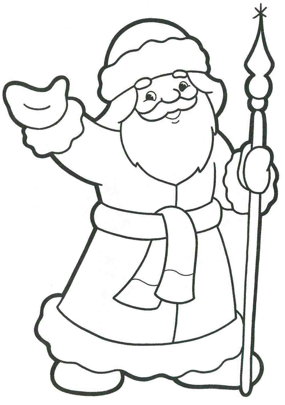 Картинки, картинки с новым годом для срисовки для детей