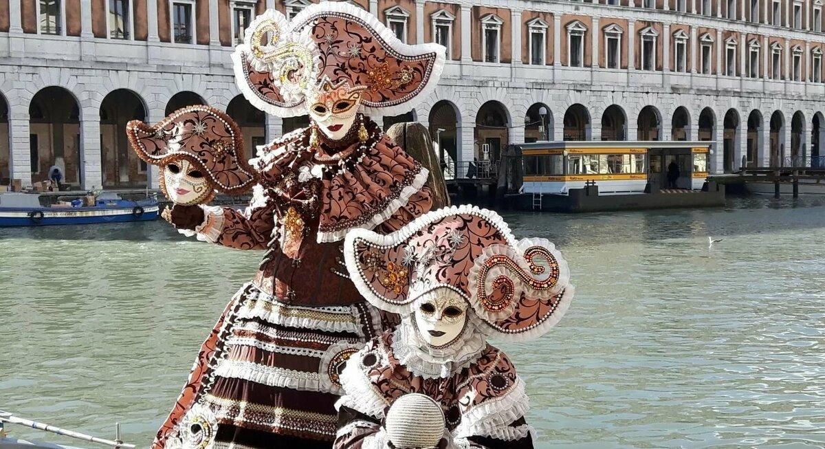 Картинки с карнавала в венеции