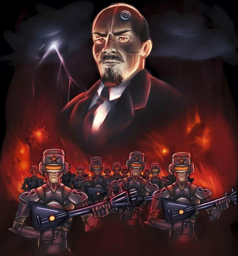 Открытки, эпичные картинки коммунизм