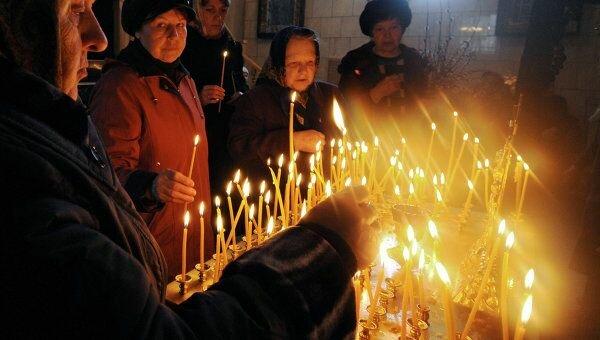 Троицкая родительская суббота в 2020 году: молитва