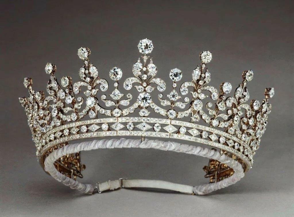Картинки короны королевы