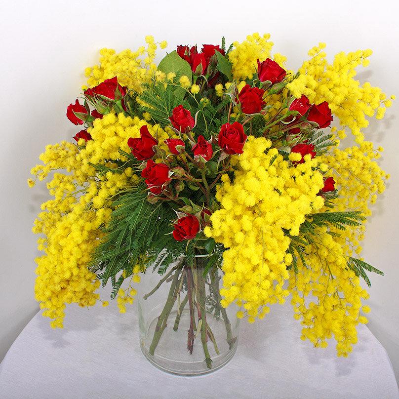 предлагается картинки цветы мимоза и тюльпаны отплясывал как девушка