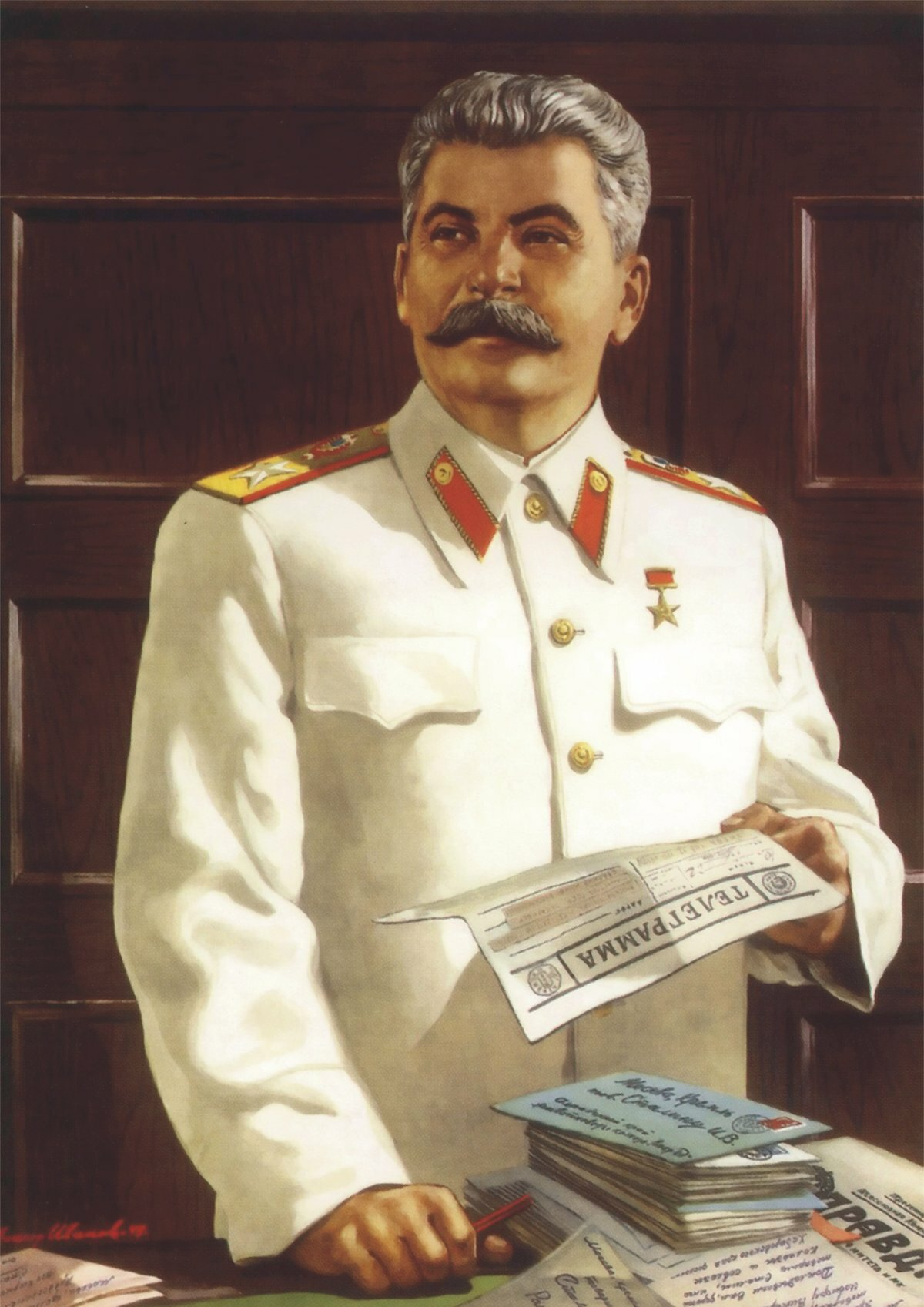 Открытка сталин, открытка куприянов открытки