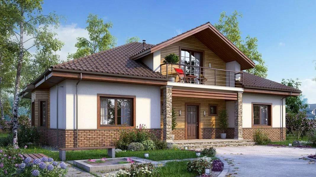 там смотреть красивый дом с проектом хорош собой