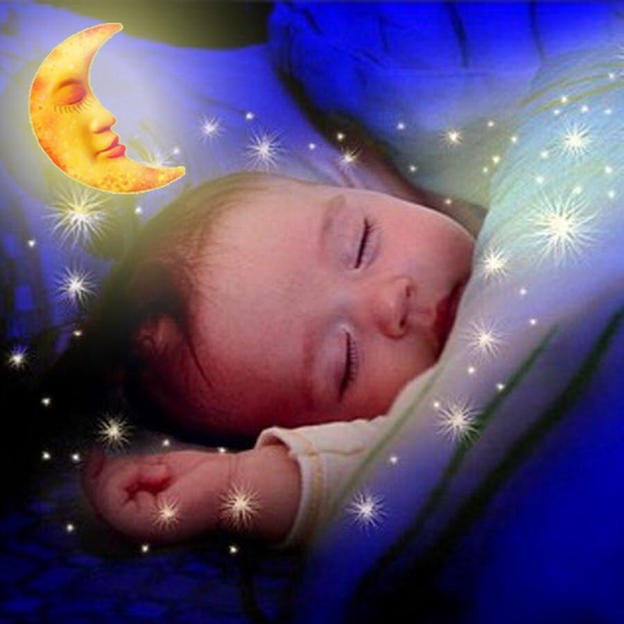Пойте детям перед сном картинки