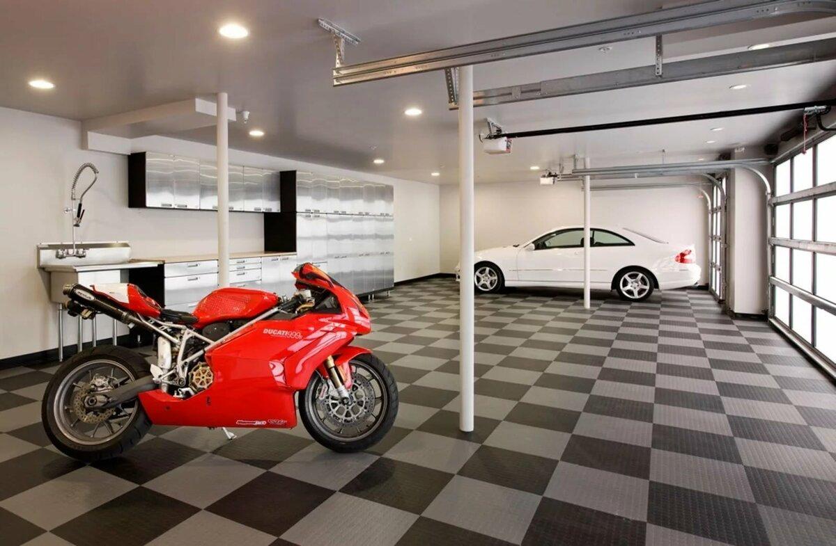 внутренняя дизайн гаража картинки валентина