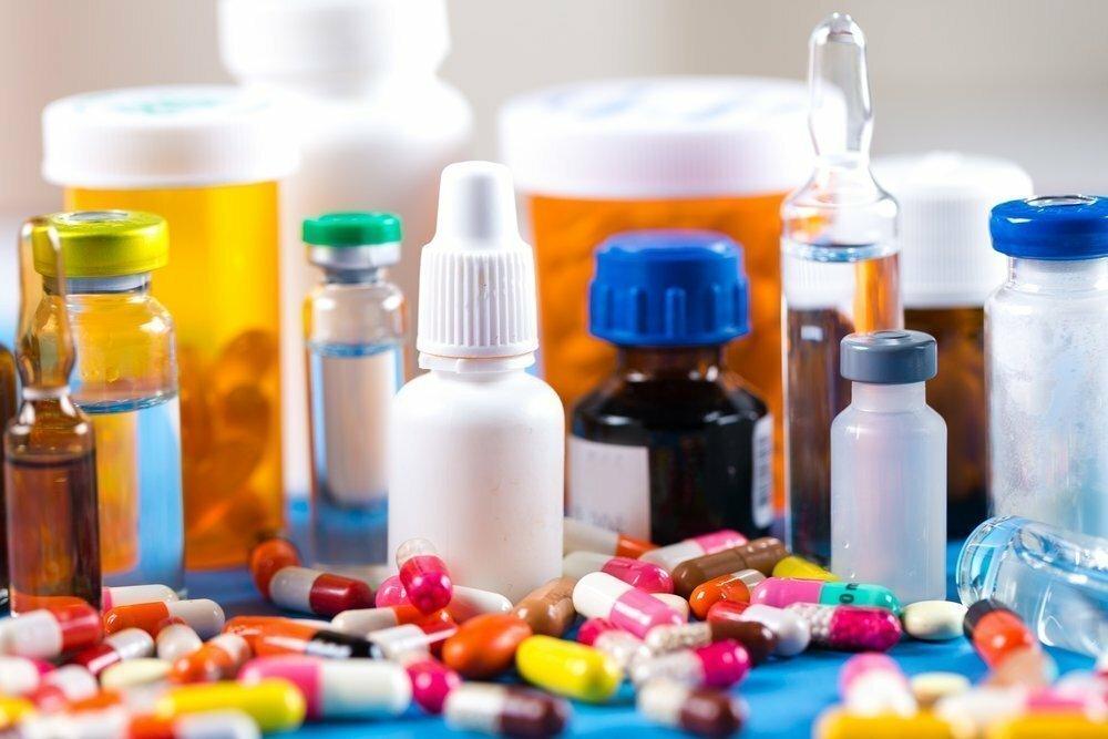 Лекарственные средства в картинках