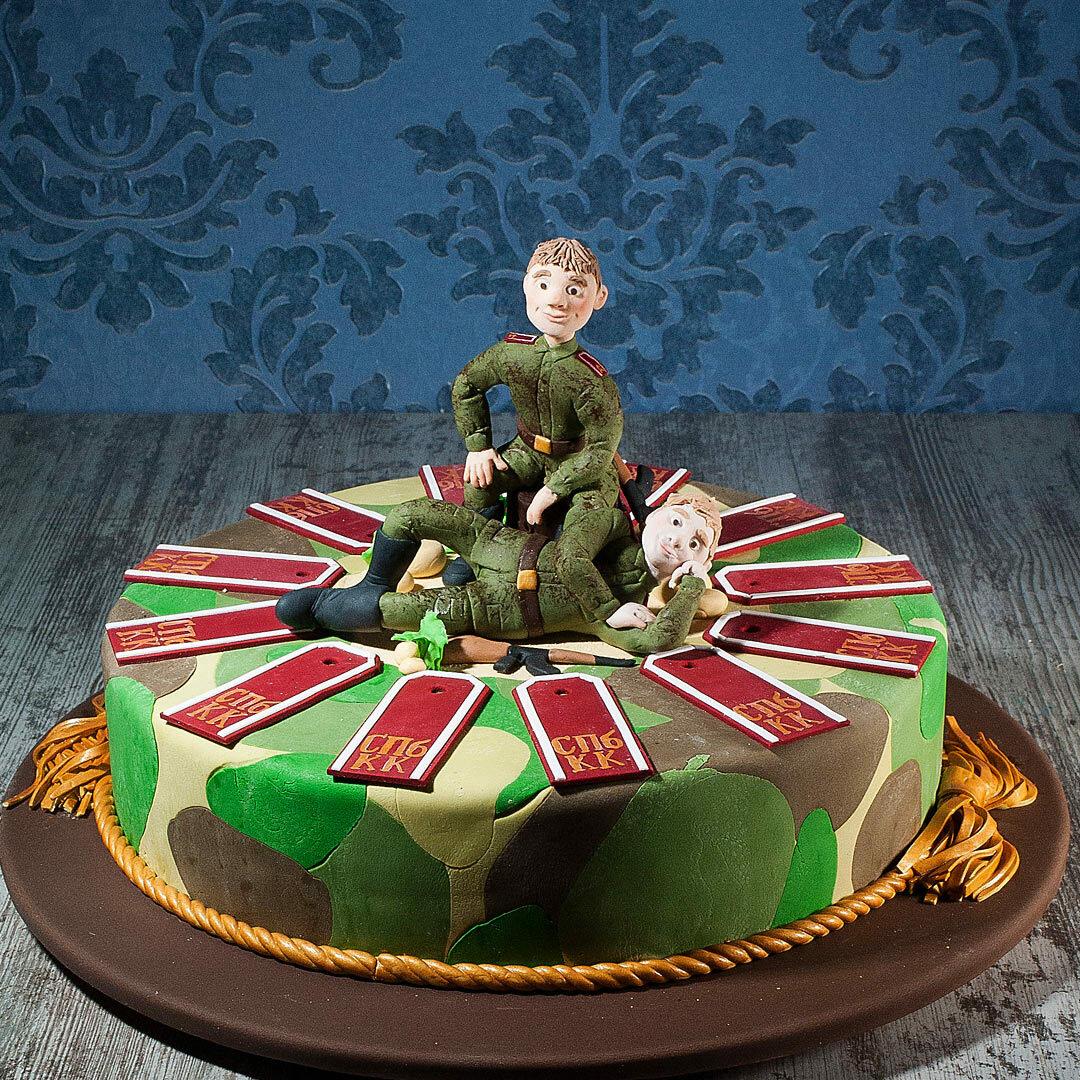 торт для военных картинки мне