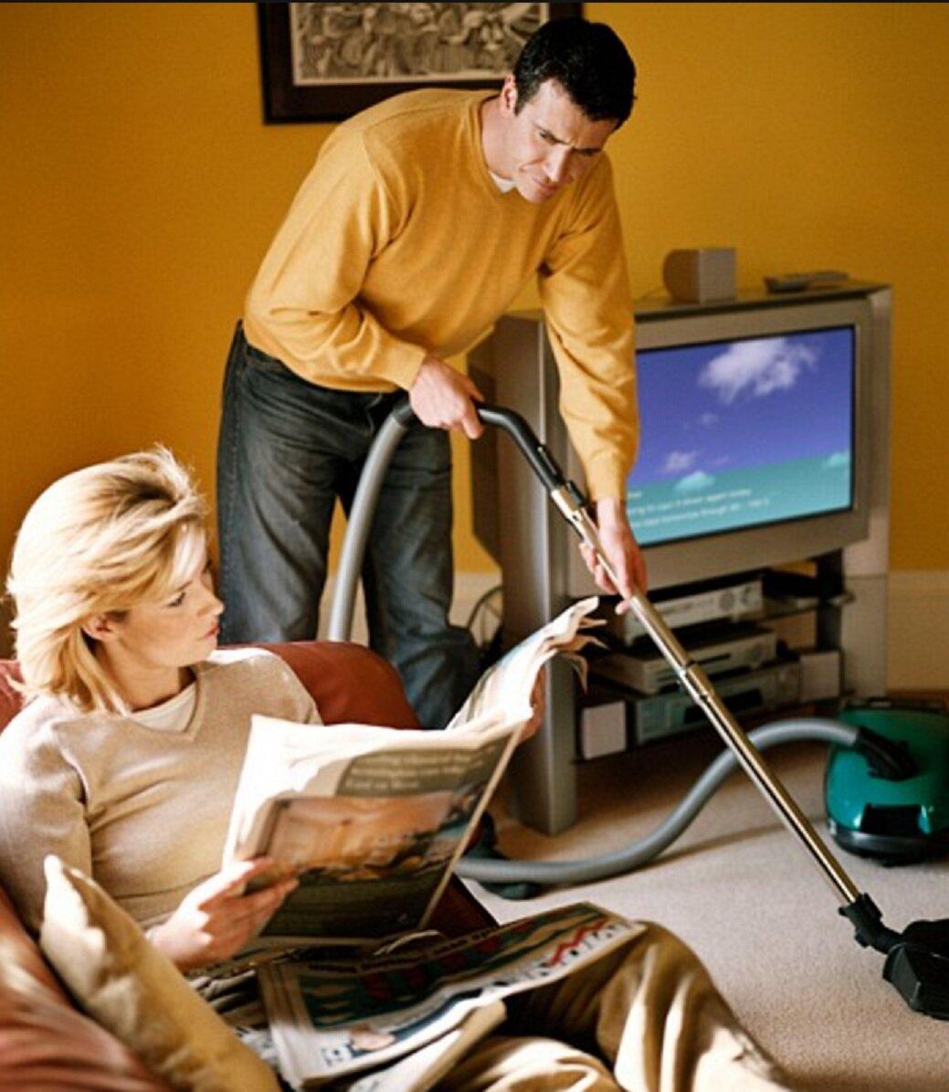 Прикольные картинки муж дома муж на работе