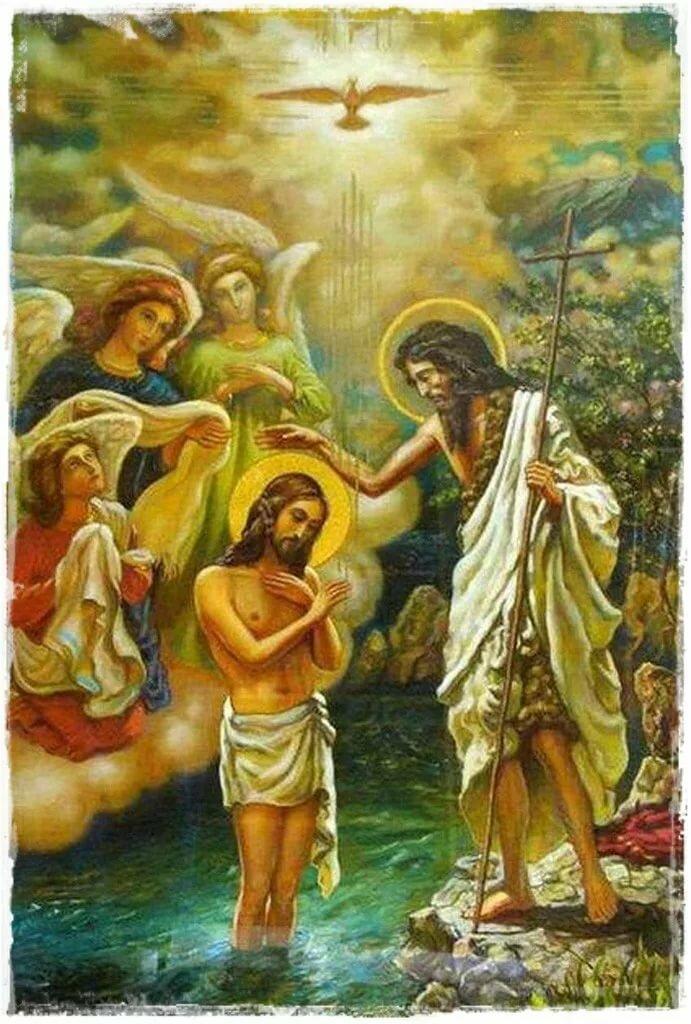 Таинство крещения: кратко