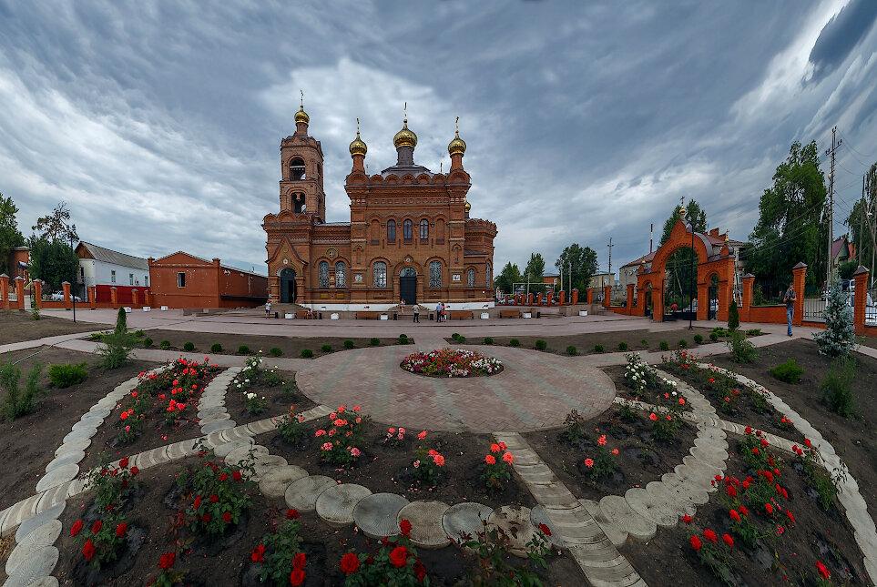 Хвалынск достопримечательности города фото