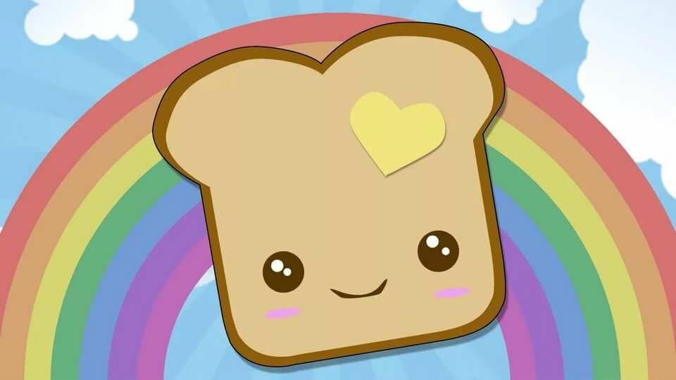 протяжении милые картинки хлеба мультяшные шелуху
