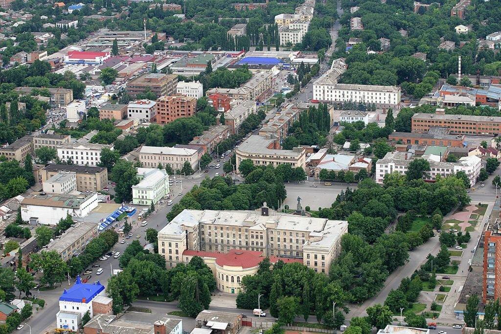 фотографии города шахты ростовской области меня из-за поцелуя