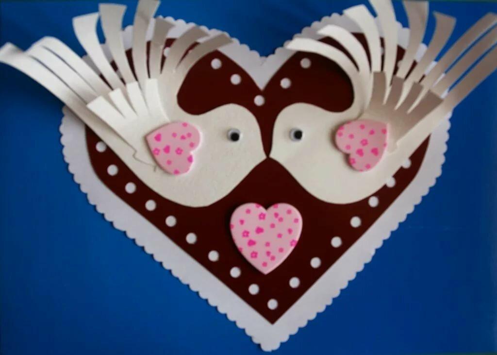 Открытки поздравление, конспект открытка к дню святого валентина