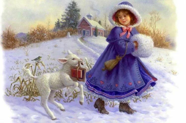 С новым годом девочки открытки