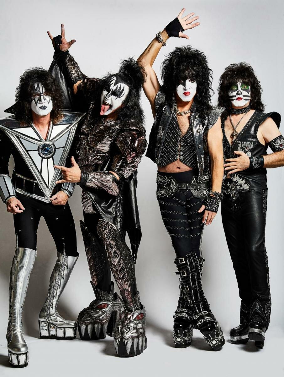 Картинки рок группы кисс