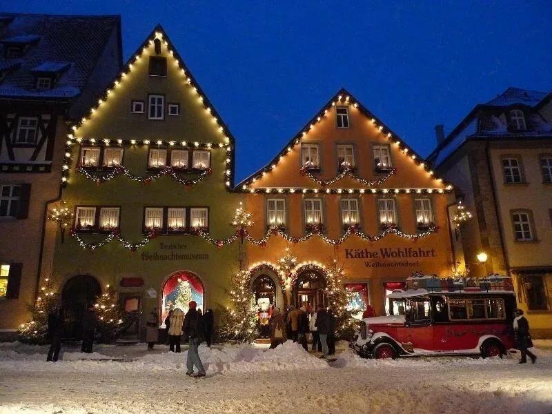 певцов картинки рождество в германии дома мне