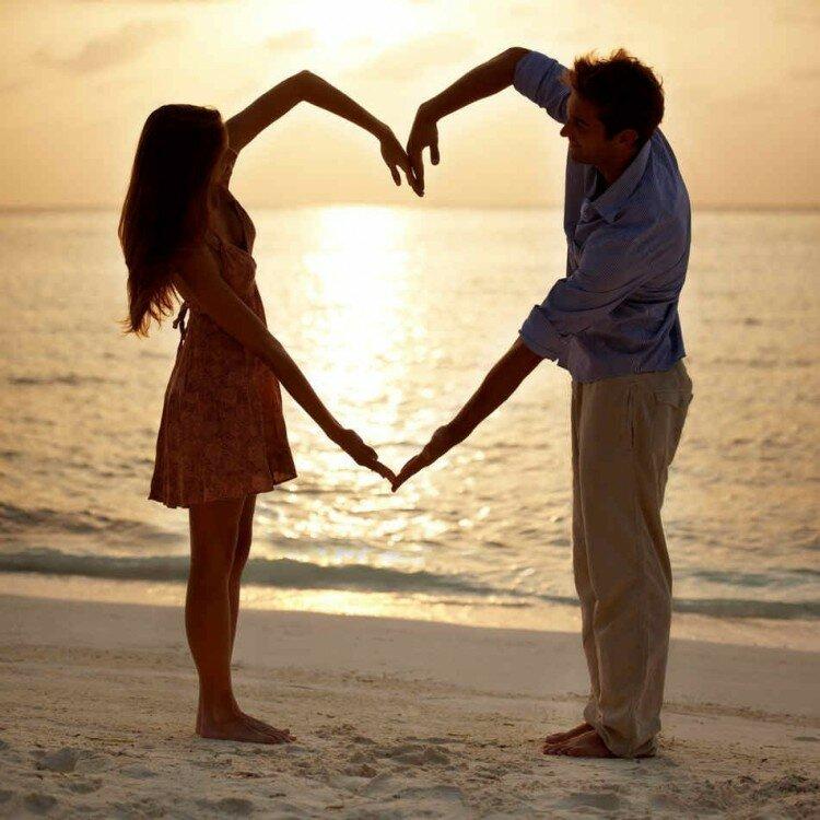 Открытки про любовь и отношения