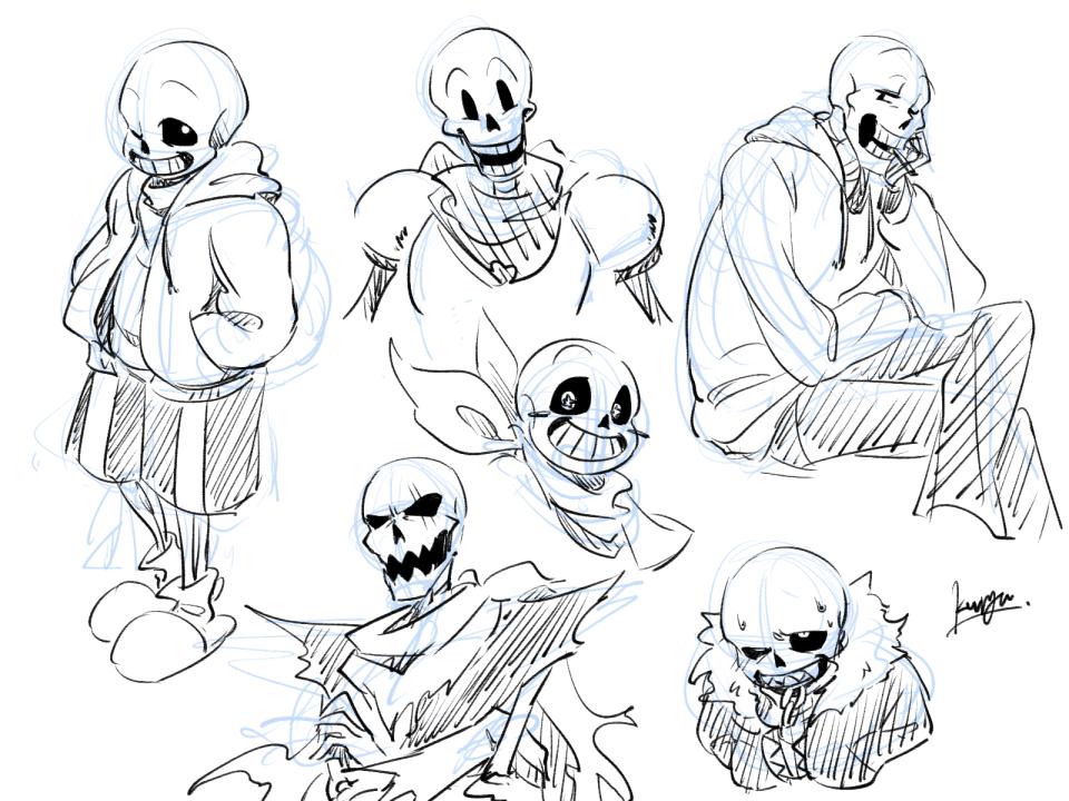 Папирус рисунки для срисовки