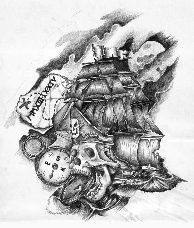 Картинки пиратская тема тюремные, открытки юбилею женщине