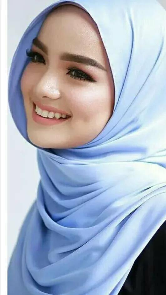 Картинки хиджабом девушки