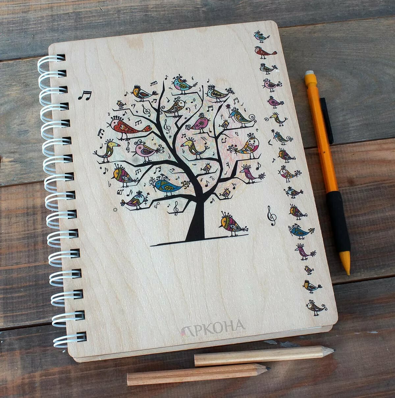 Веселые рисунки в блокноте, открыток