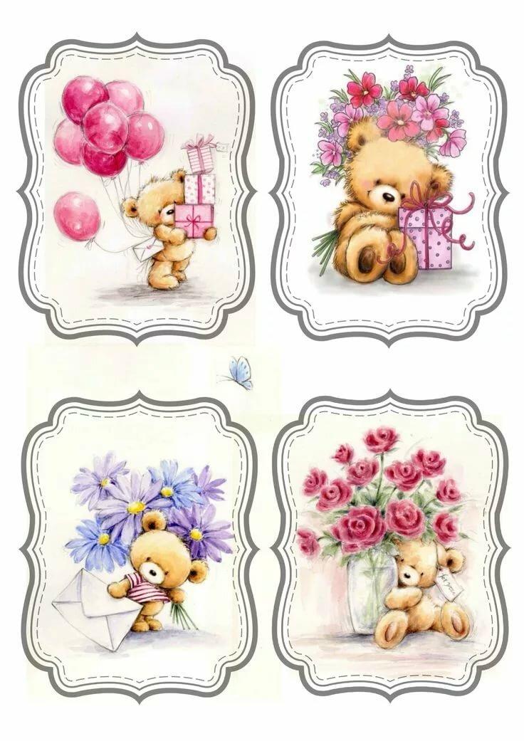 Картинки для распечатки открытки, эти розы