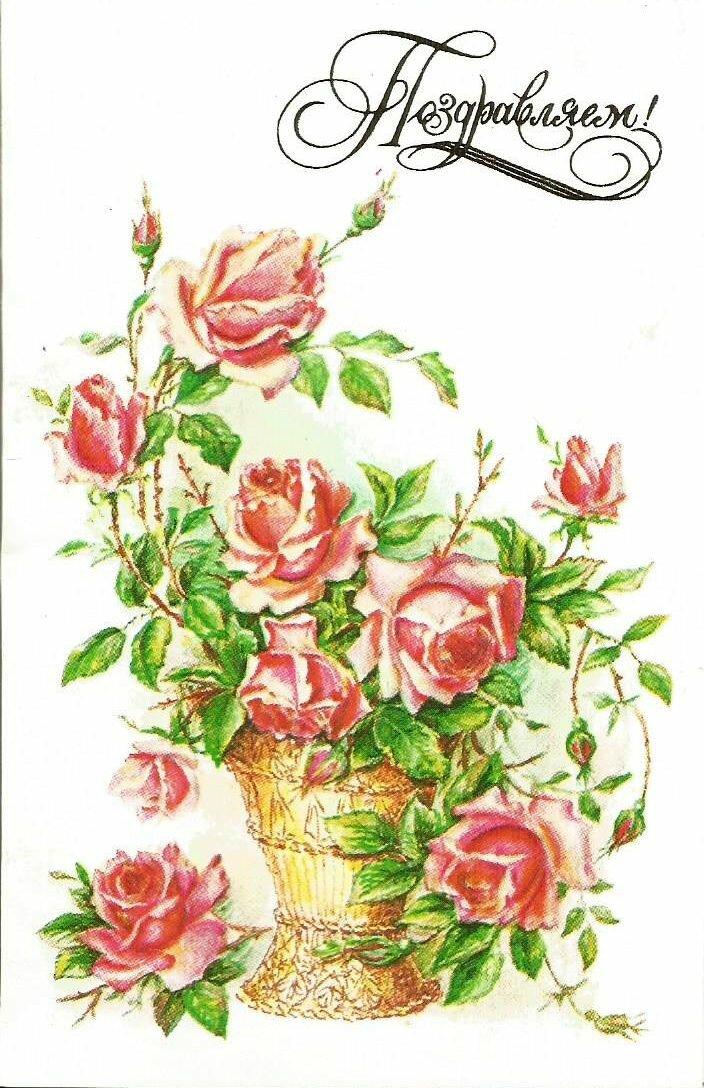 Тете днем, бодрихина л. открытки