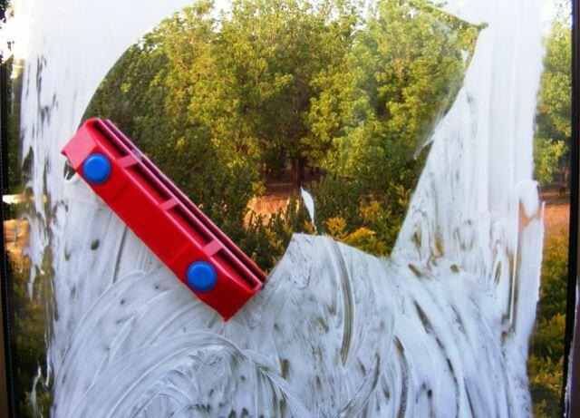 Glider - магнитная щетка для окон в Артёме