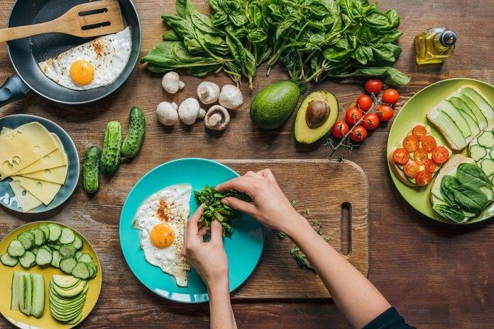 Здоровое Питание Сбалансированная Диета. Правильное питание — для здорового образа жизни: правила составления сбалансированного рациона
