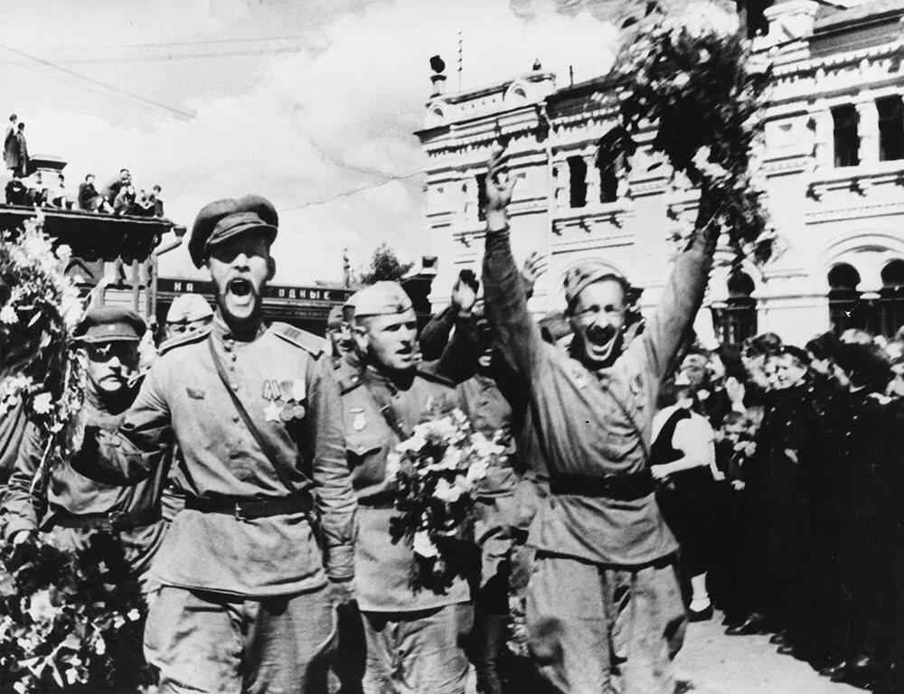 Фото день победы 1945 года, прикол