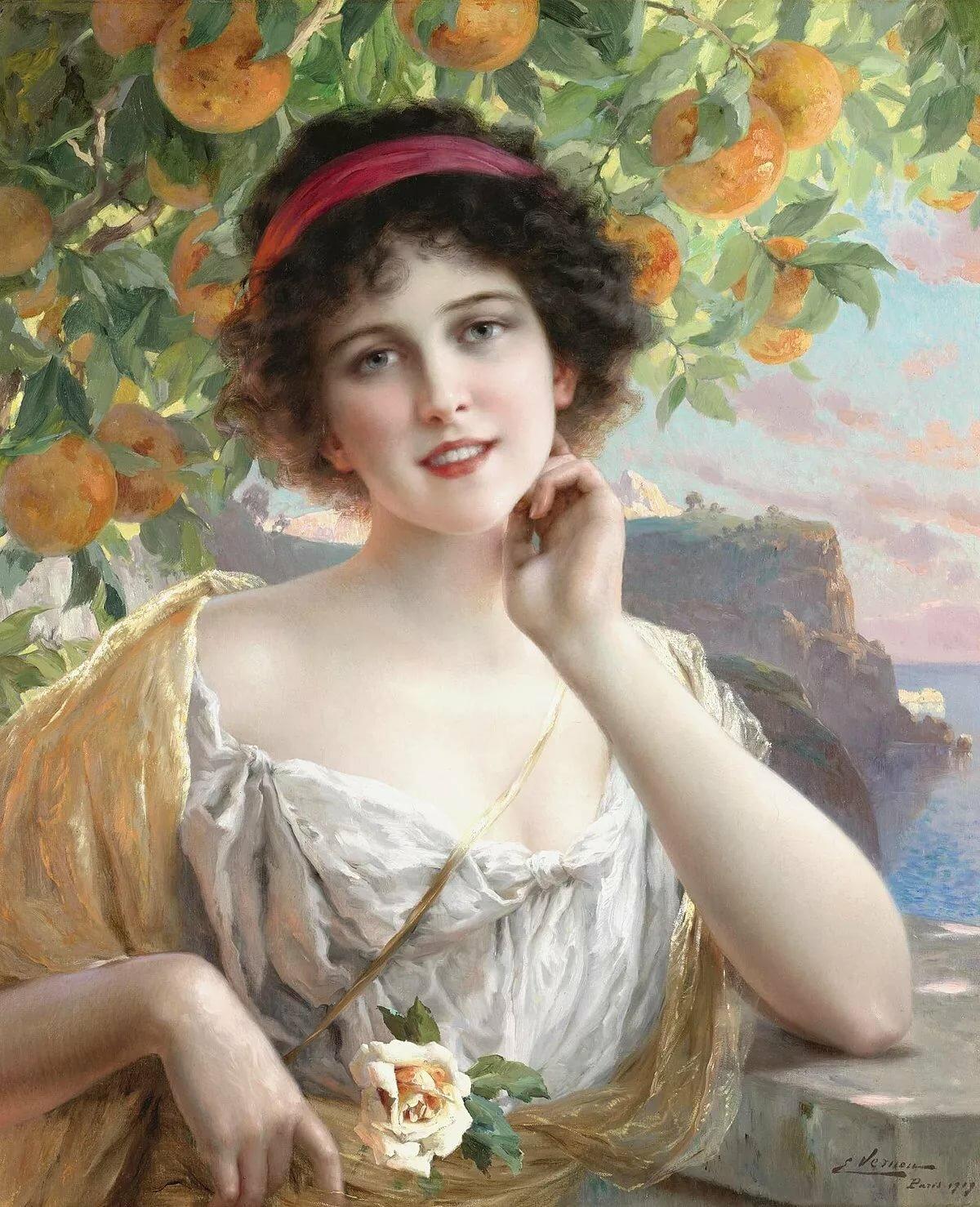 Красивые картинки с изображением женщины