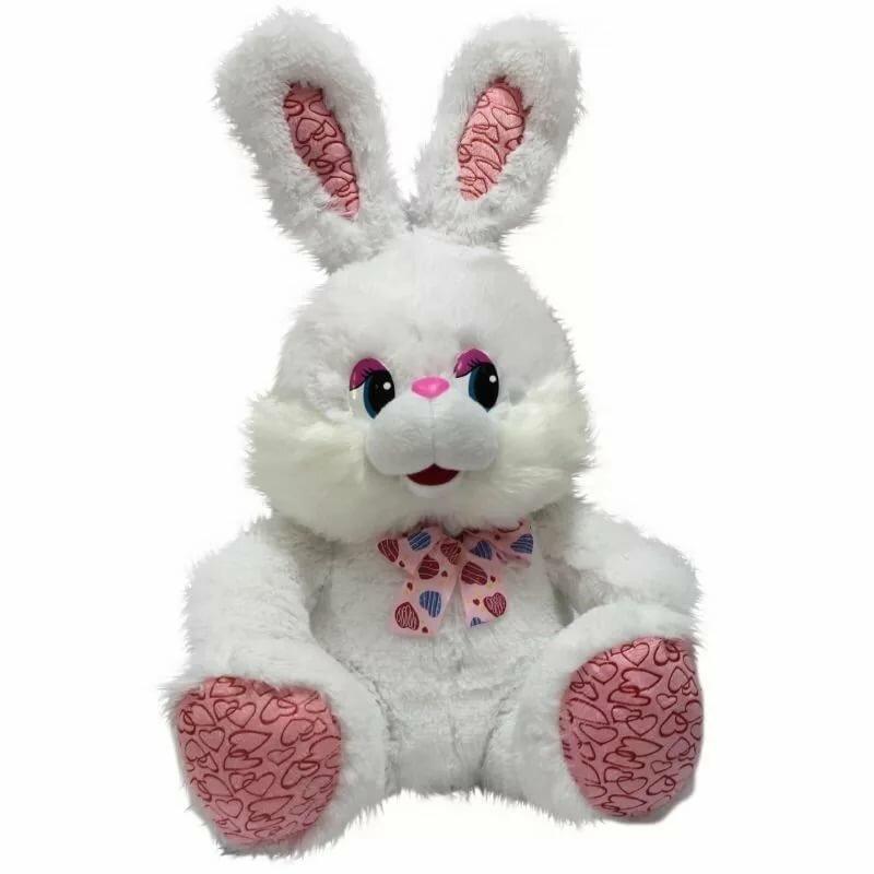 картинка зайца игрушечного состав, там должно