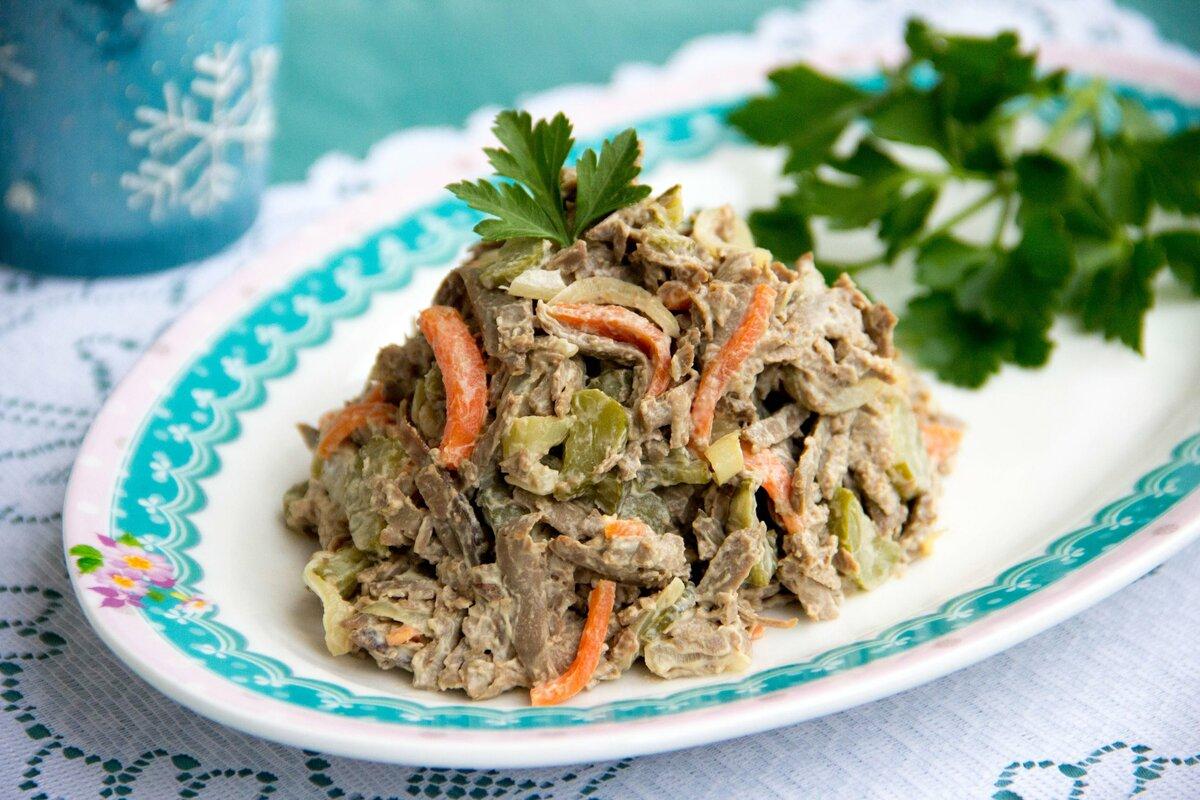 салат сусамыр рецепт с фото просто