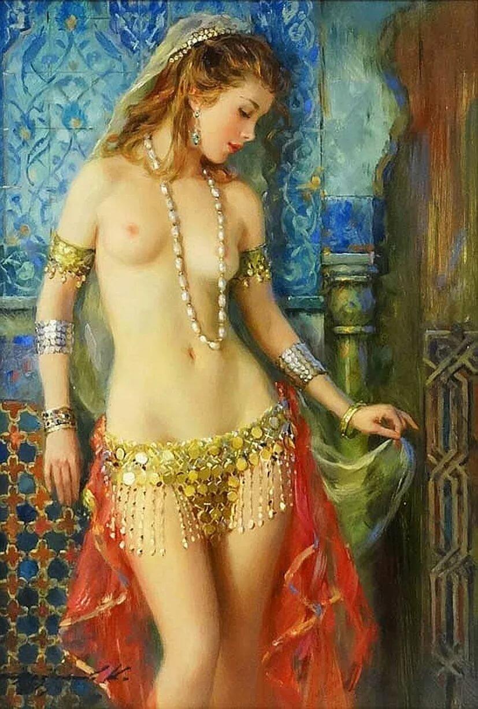 давно уже эротические восточные танцы благословит