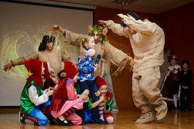 Конкурс «Многоликий мир» в 3-х классах гимназии №38