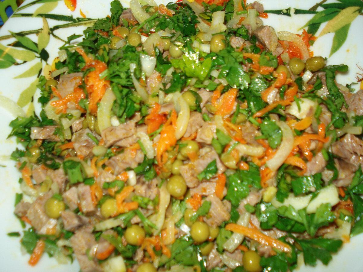 Салат купеческий рецепты фото