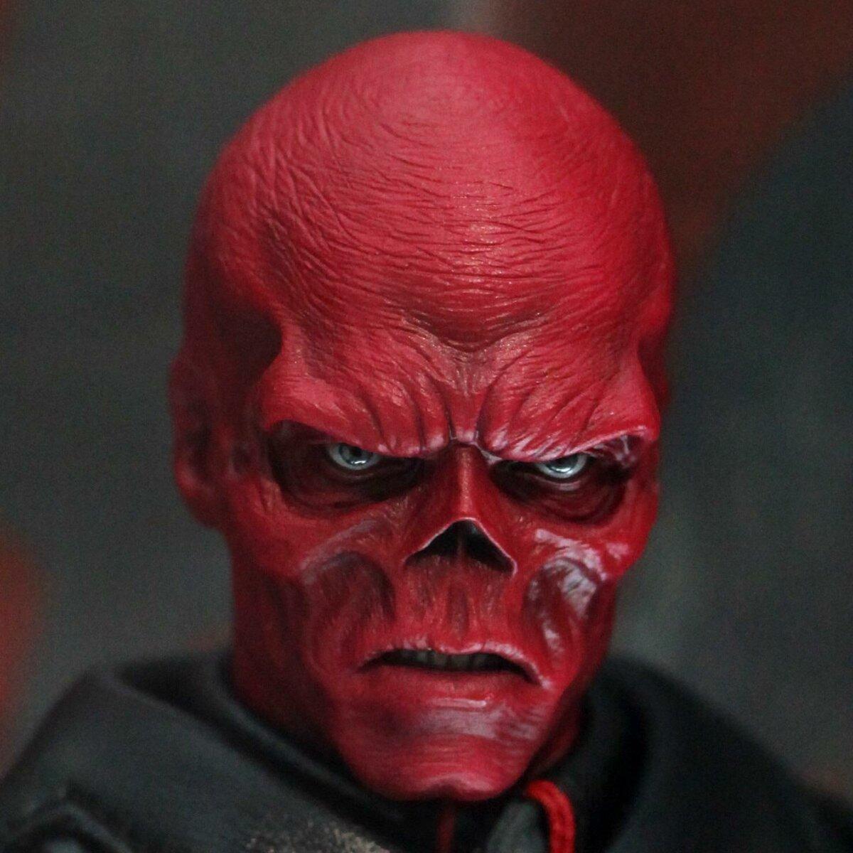 Красный человек картинка