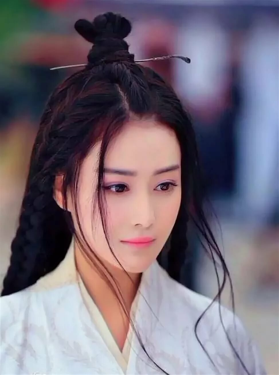 chinese hairstyle - HD974×1306