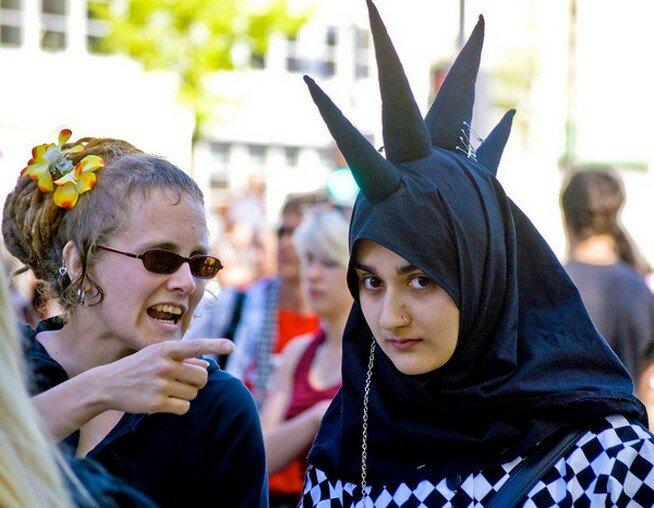 Таня, смешные картинки про ислам