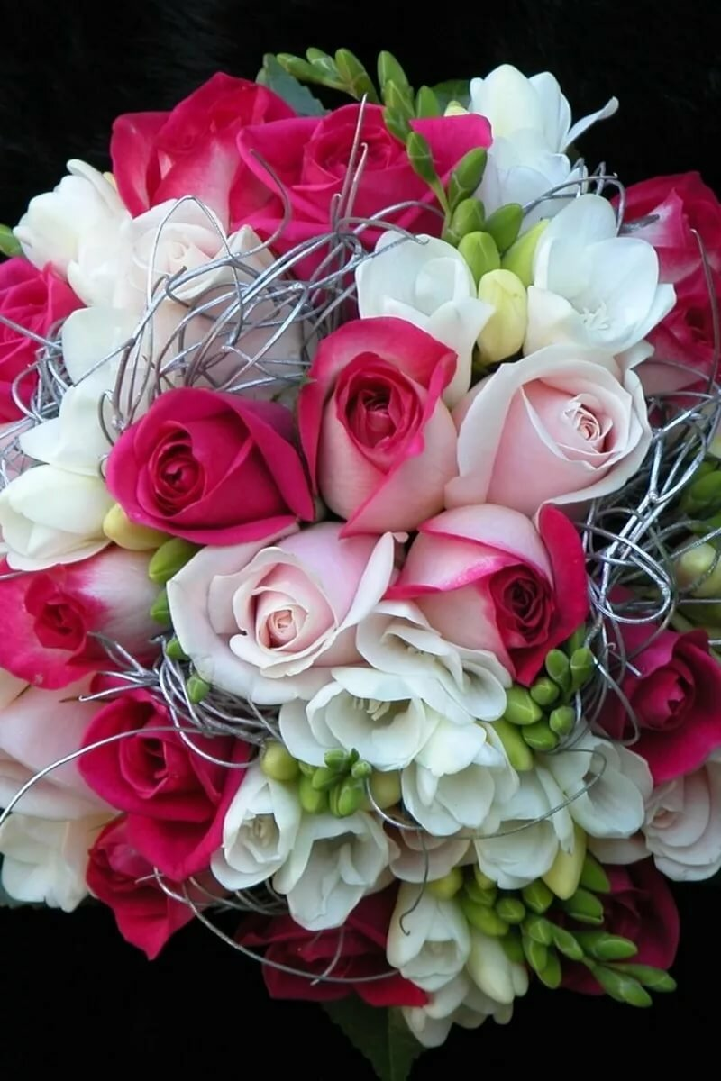 этом картинки на телефон букет цветов можете