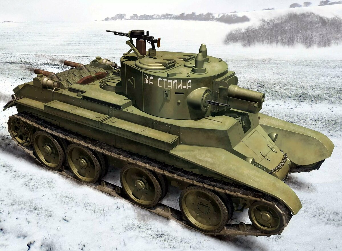 тогда появилась все танки серии т фото разбудил