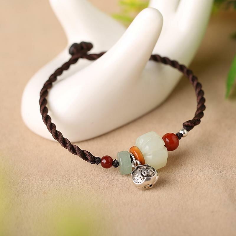 a3790d370288 Цена вчера Этнический стиль xiuyu браслет сладкий минималистский студент  ювелирные ретро Сен Женские аксессуары оригинальный. Цена вчера