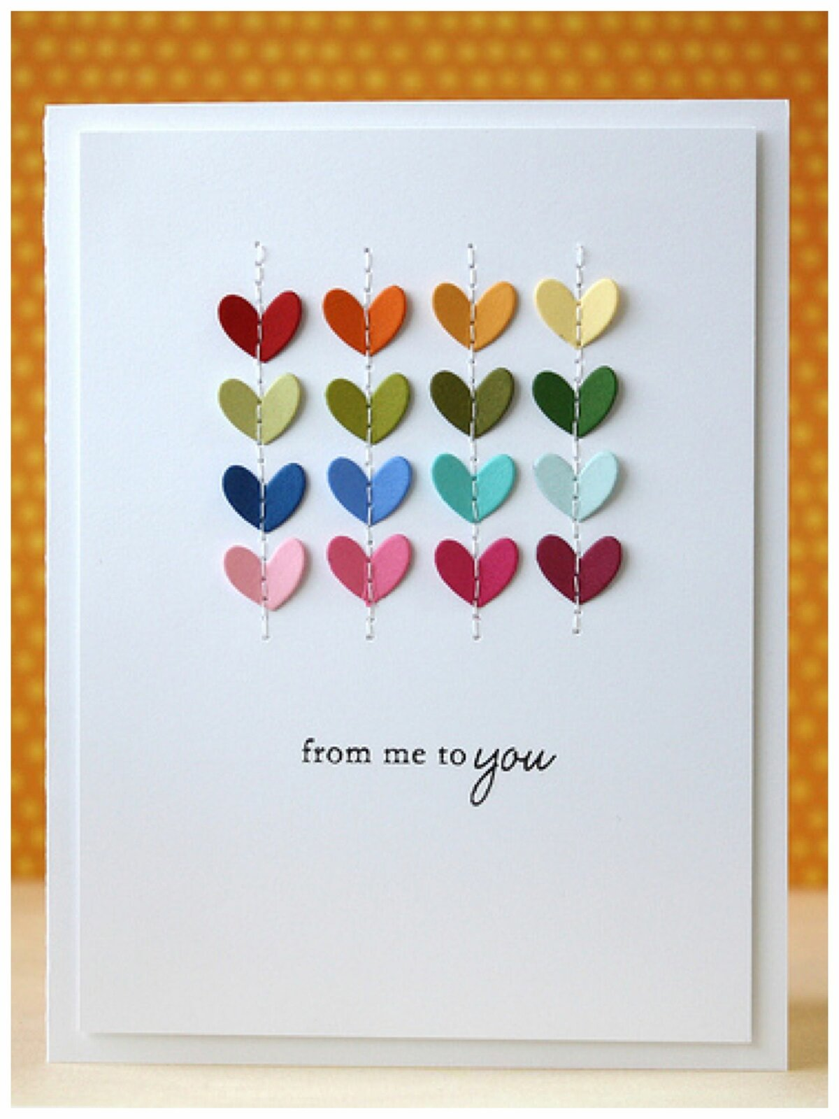 Новым, простые красивые открытки своими руками на день рождения