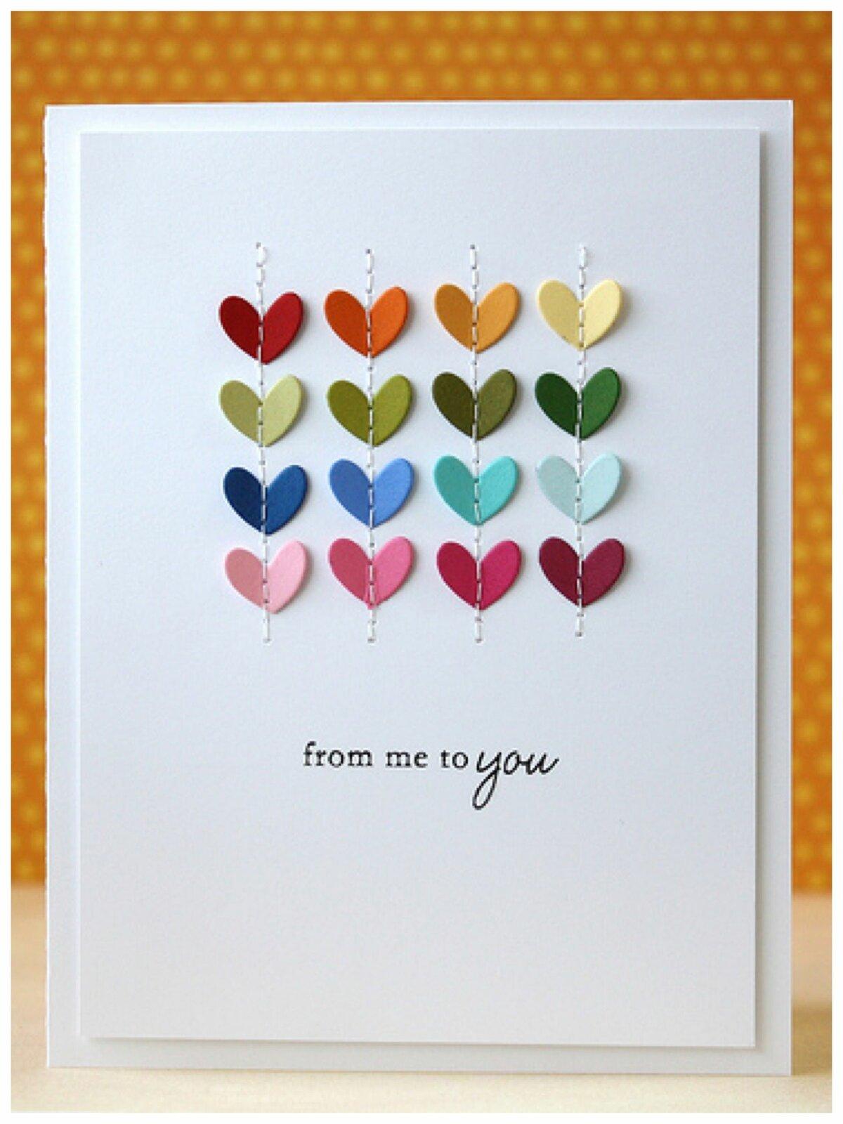 Креативная открытка с днем рождения своими руками подруге
