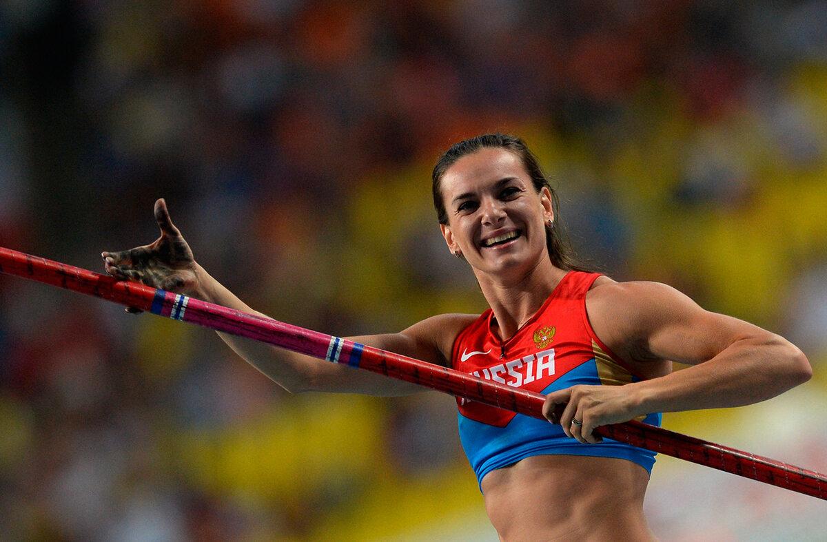 российские спортсменки женщины знаменитые - 12